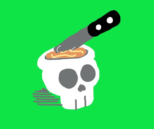 condiment bone head