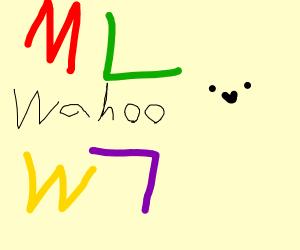 The Marios and the Warios