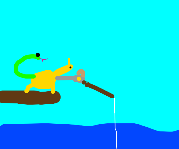 Chimera Fishing