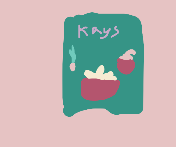 Kay's sour cream chips