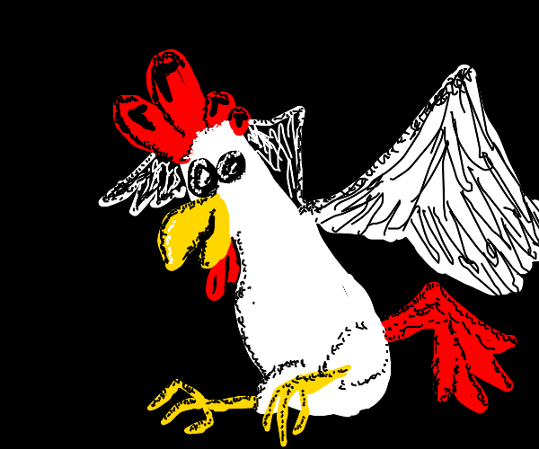 Rooster from your Nightmares