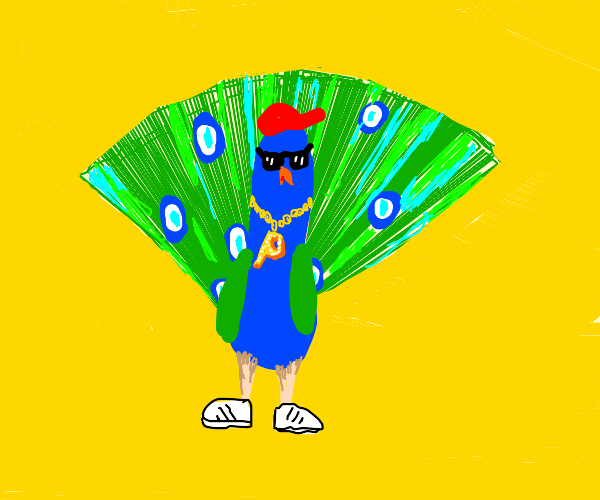 Swag Peacock
