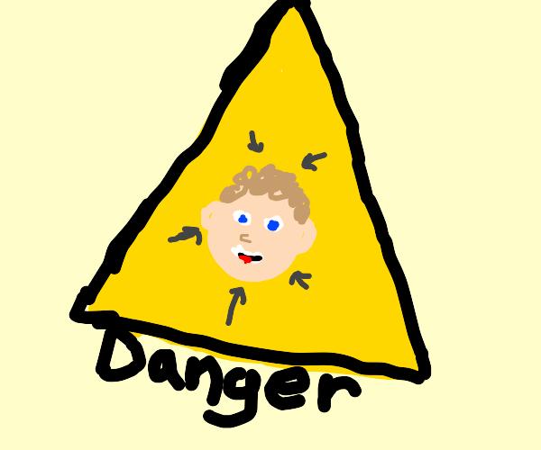 danger a head