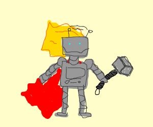 Robot thor