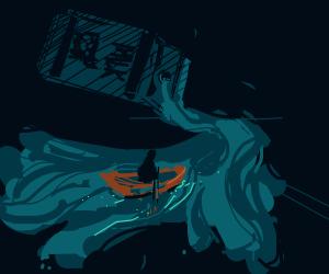 blue milkyway :0