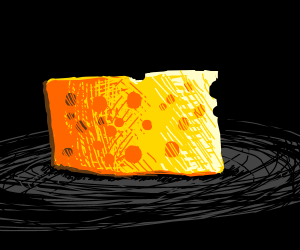 a fancy cheese