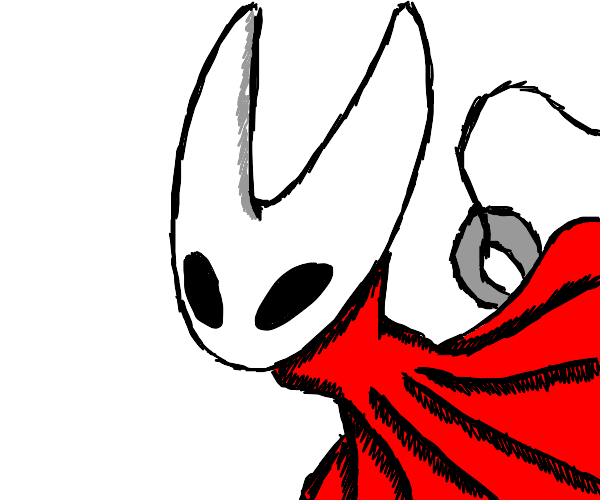 Angry bug w/ red dress with needle weapon