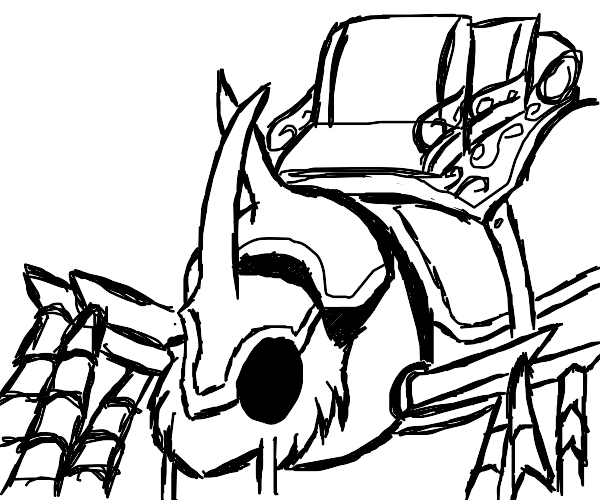 Stag Beetle (Hollow Knight)