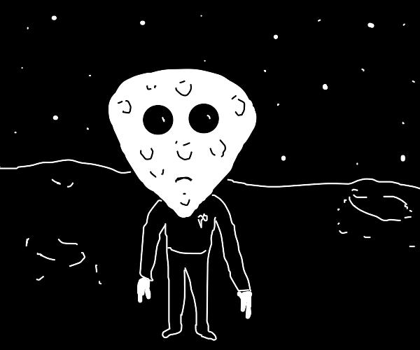 Cheeeese alien