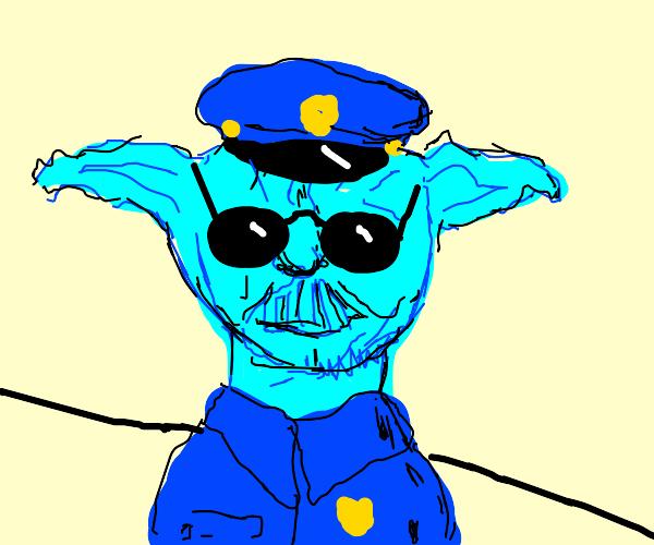 cop yoda