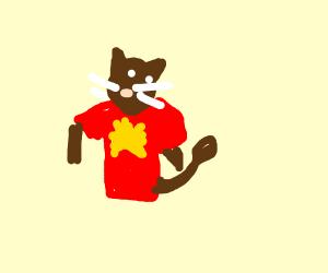 Brown Kitty (steven universe style)