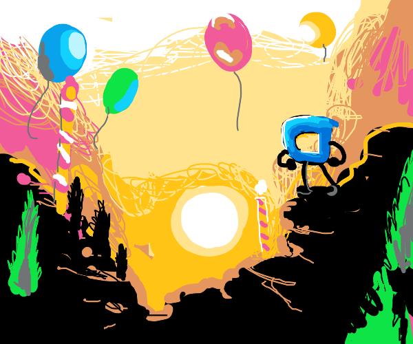Drawception's 8th Birthday Party