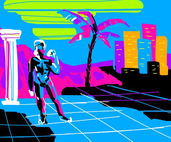 80's aesthetic