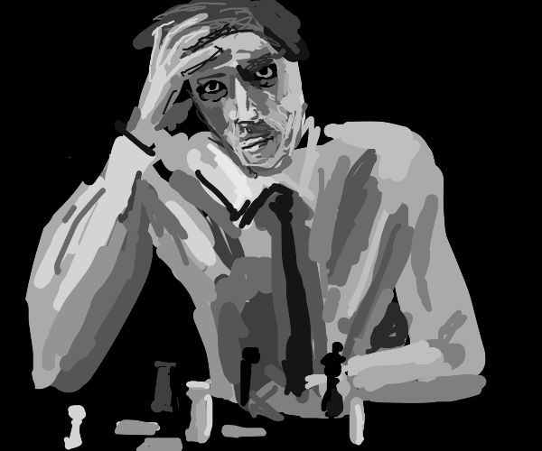 Bobby fischer says you're stupid