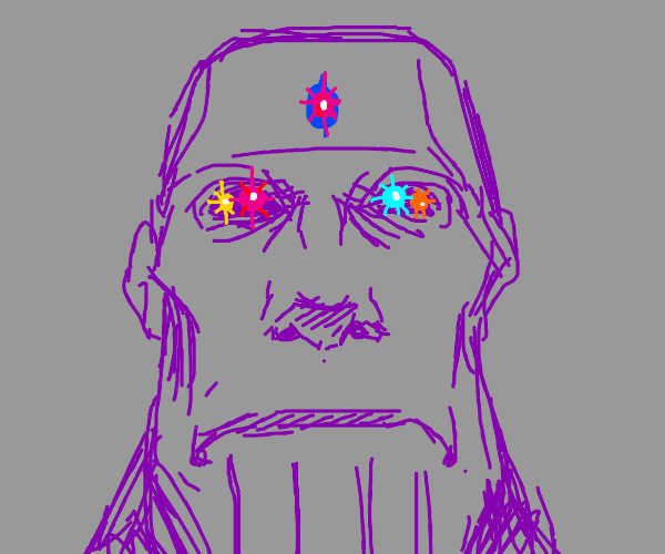 Infinity stones for eyes