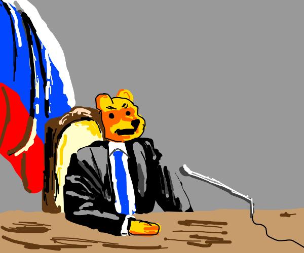 Winnie the Putin