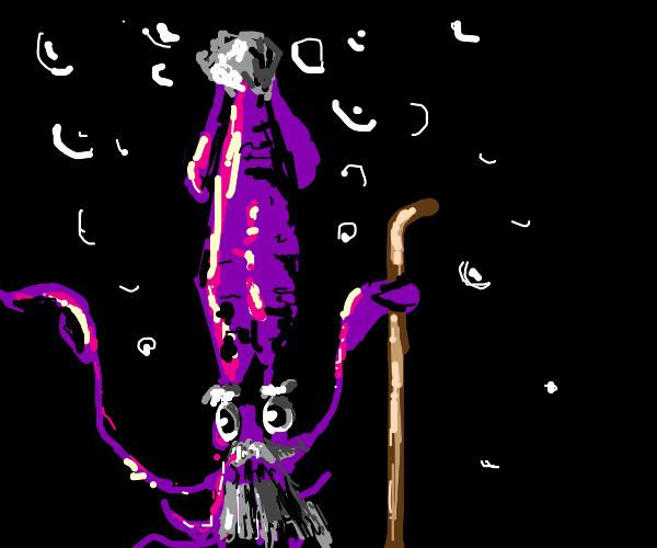 Old Squid