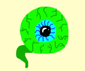 Jacksepticeye's mascot (Sam)