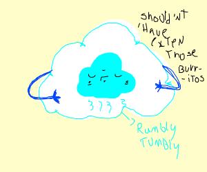 Very stomach sensitive Cloud service