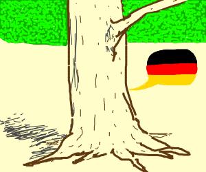 Ein sprechender Baum