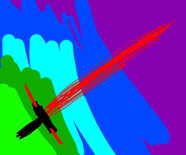 Kylo Rens cRossGaurD lightsaber