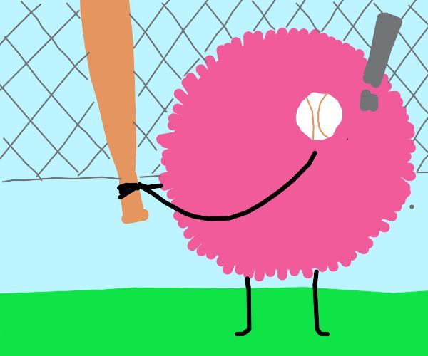 Puffball baseball