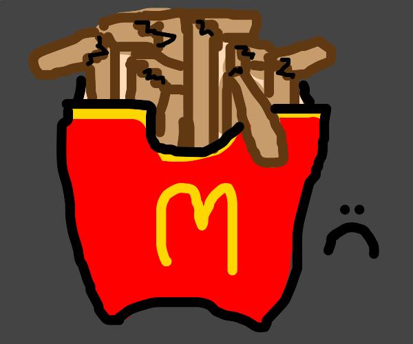 Broken French Fries