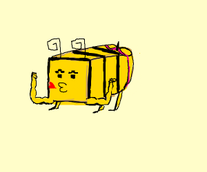 Smexy minceraft bee
