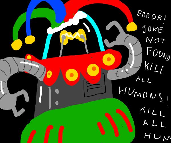 Robo-Jester