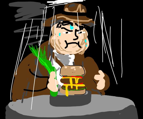 Chunky Indiana Jones