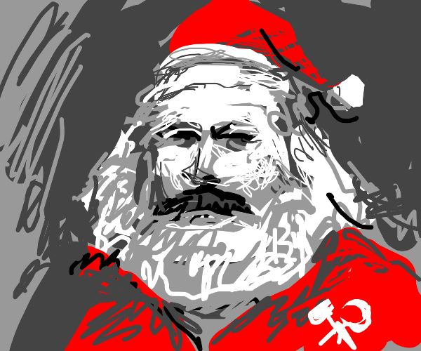 Christmarx Santa