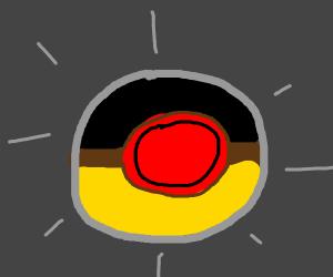 German Pokeball