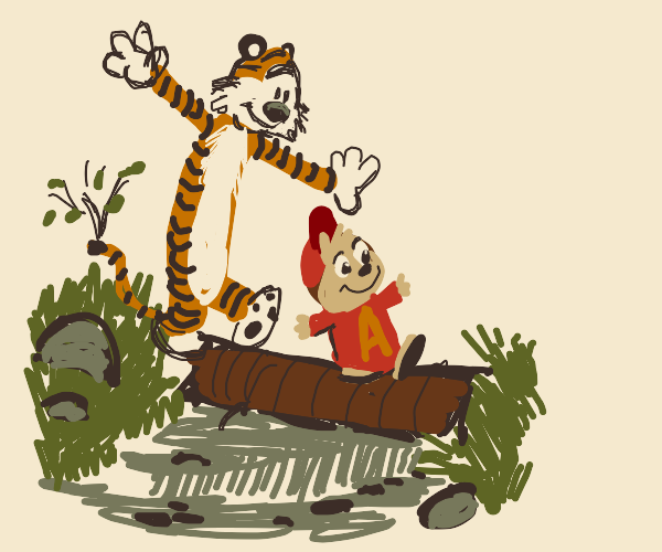 Alvin and Hobbes