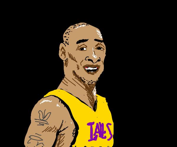 Kobe Bryant will be missed.