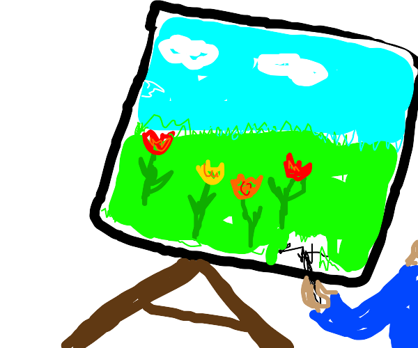 A nice painting