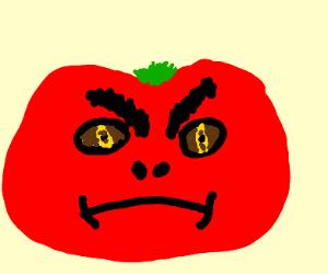 mean tomato
