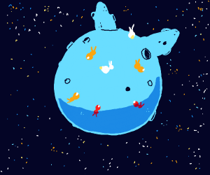 Rabbit planet