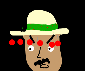 Angry mexican