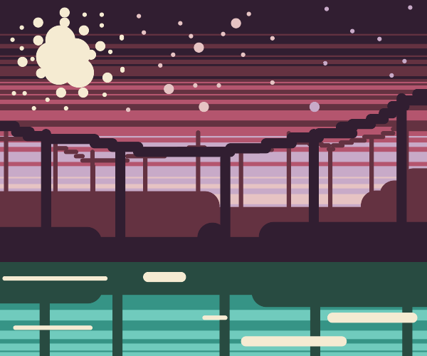 Pastel sky aesthetic