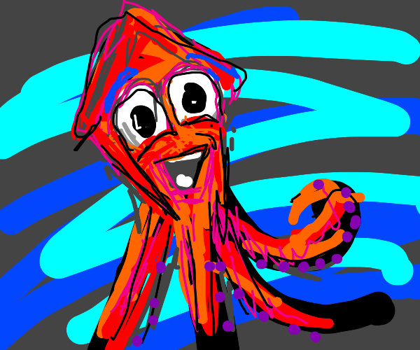 Ecstatic Squid