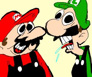 Mario and Luigi