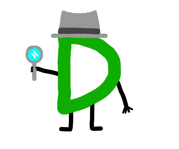 detective letter