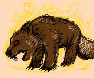 Bear beaver