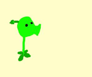 Peashooter - Drawception