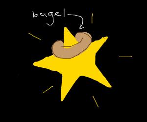 Bagel on a Star