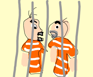 jail twins getting freaky