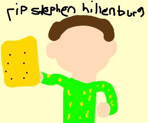 Rip Stephen Hillenburg (spongebob)