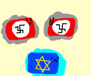 nazist cloud gang