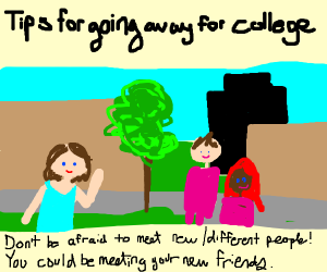 Tips for going away for college