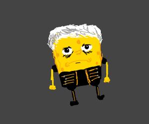 Spongebob is Gerard Way